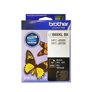 Ink Brother LC-669XLBK