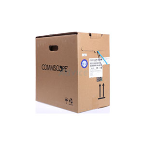 COMMSCOPE/AMP 1427071-6 UTP Cable, Cat6, 4 Prs, 24AWG