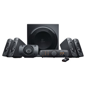 Logitech Speaker Z906 5.1 Digital Decoding 980-000468