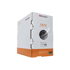 HIKVISION CAT6 Original Network Cable Copper 305m (DS-1LN6-UW)