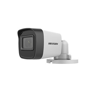 Hikvision DS-2CE16H0T-ITPFS 5 MP Audio Camera