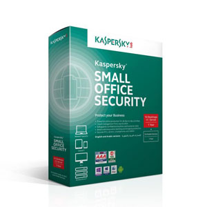 Kaspersky Small Office Security for 5 PC + 1 Server