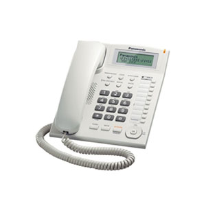 Panasonic KX-TS880MXW Telephone White