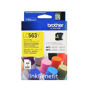 Ink Brother LC-563Y