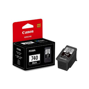Canon PG-740 Black 8ml Ink Cartridge