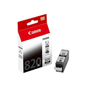 Canon PG-820 Black 19ml Ink Cartridge