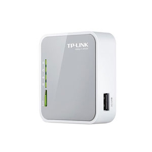 TP-Link TL-MR3020 Portable 3G/4G Wireless N Router