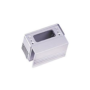ZKTeco AL-100PF Electric bolt bracket in frameless glass door
